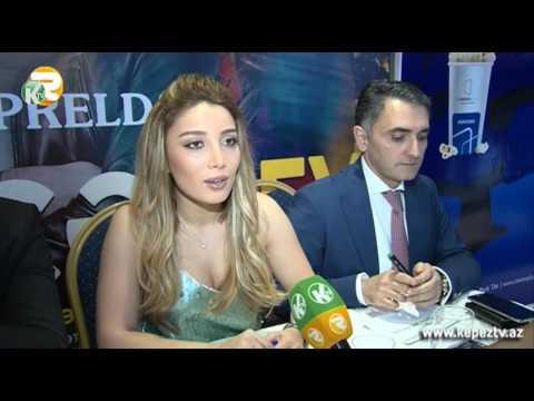 """Gəncədə """"Sadəcə sev"""" filminin təqdimatı keçirilib (Kepez Tv)"""