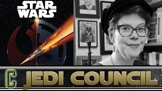 Star Wars: Lost Stars Author Claudia Gray Interview