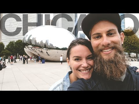 A Weekend In Chicago (Part 1)