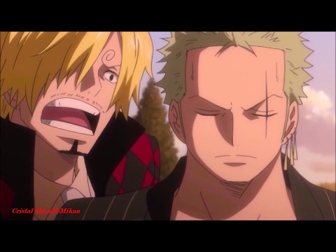||One Piece|| Monster Trio - Daddy!