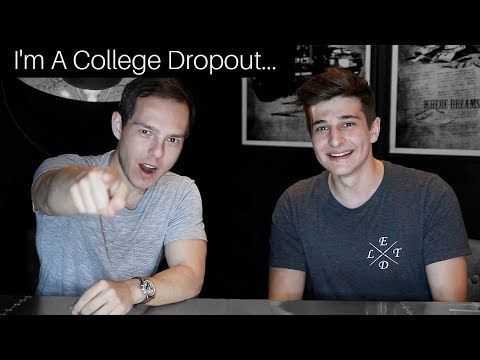 I'm A College Dropout Making 5- figures Online Per Month (Graham Stephan Interview)