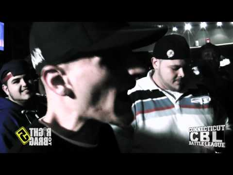 Right to Brag 5 Presents White Cheddar vs Young Steady