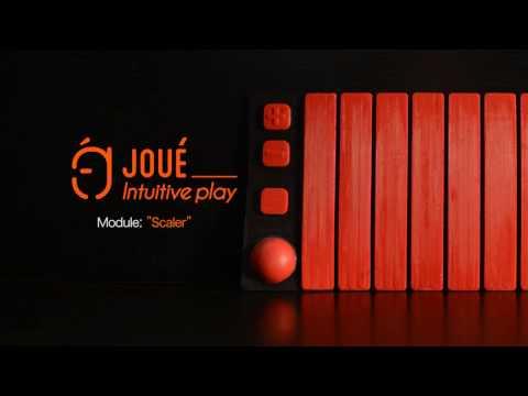 Joué - Focus on SCALER module