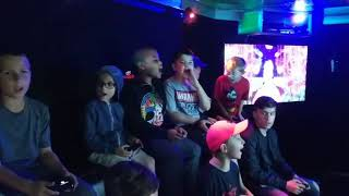 Braedan's Awesome Video Game Party Highlights