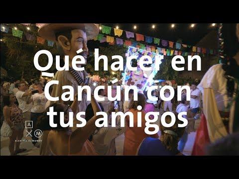 Qué hacer en Cancún con tus amigos parte 1 | Alan por el mundo