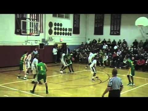 JORDAN WILLIAMS BISHOP-TIMON BASKETBALL 2011-12