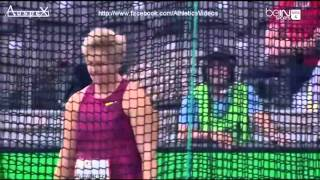 World records in athletics (women's)