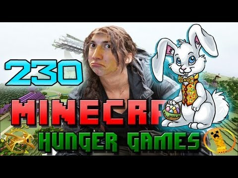 Minecraft: Hunger Games w/Mitch! Game 230 - Easter Bacca!