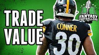 James Conner Fantasy Football Trade Value
