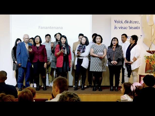 Chant en malgache