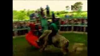 Doma y corrida de toros en LA PASTORA...