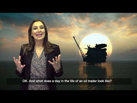 Day in the Life: oil trader