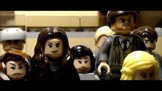 Lego The Hunger Games Mockingjay Part 2 Trailer