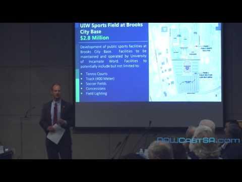 City of San Antonio Parks Bond Committee Meeting Minutes