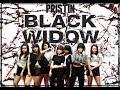 PRISTIN (프리스틴): Black Widow Dance Cover | NUSKDT