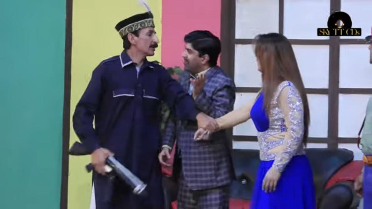 Peechay Tou Dekho(Trailer) || Iftikhar Thakur || Amanat Chan || New Punjabi Stage Drama Trailer 2019