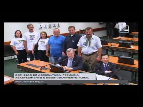 AGRICULTURA, PECUÁRIA, ABASTECIMENTO DESENV. RURAL - Reunião Deliberativa - 25/04/2018 - 10:28