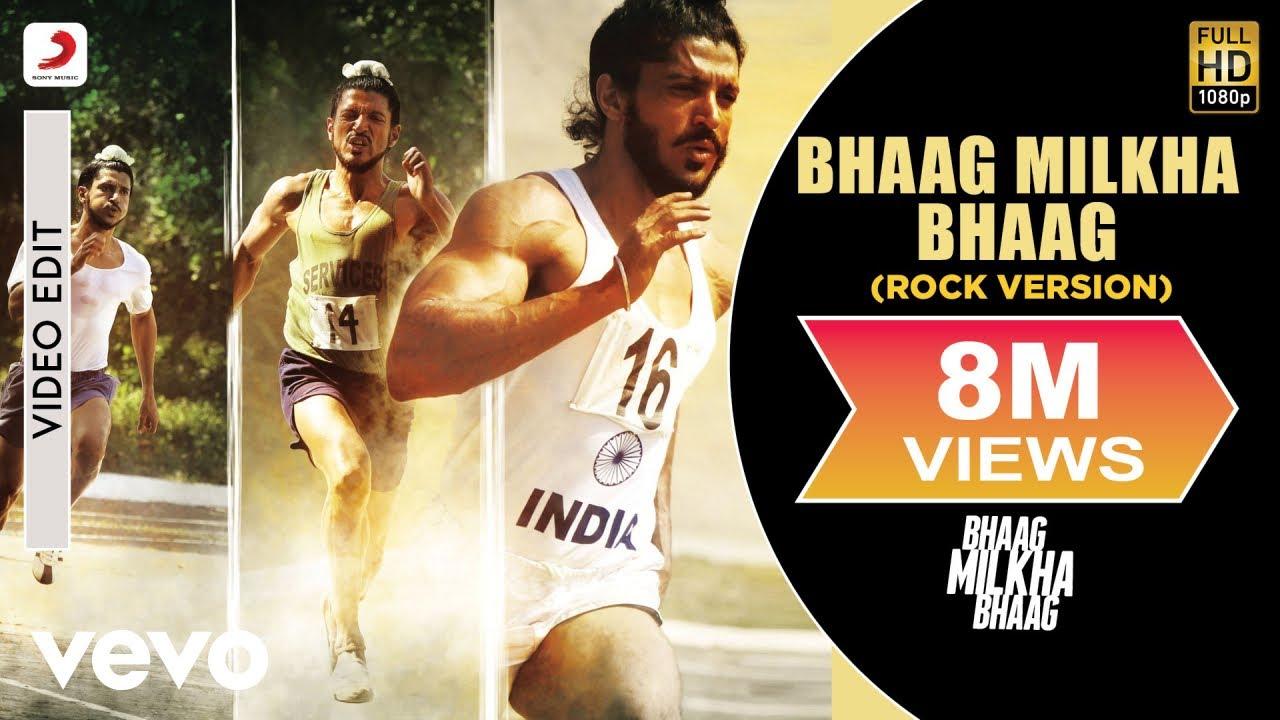 Download Bhaag Milkha Bhaag (Rock Version) Full Video - Farhan Akhtar|Siddharth Mahadevan