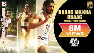 Bhaag Milkha Bhaag (Rock Version) Video Song