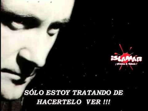EASY LOVER - PHIL COLLINS - subtitulado en español .wmv