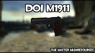 DOI M1911 (Half-Life 2)