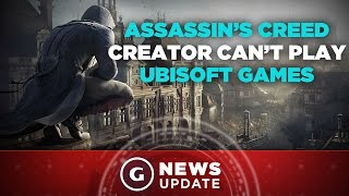 Assassin's Creed Creator Hasn't Played a Ubisoft Game in Years - GS News Update