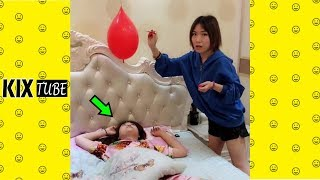 Watch keep laugh EP444 ● The funny moments 2018