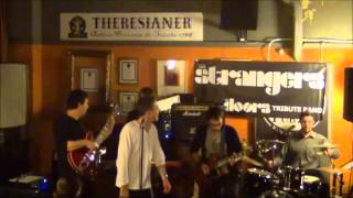 The Wasp (Texas Radio And The Big Beat) - The Strangers The Doors Tribute Band