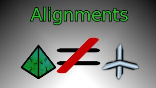 D4 is not a Caltrop: Episode 1 - Alignments