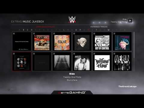 WWE 2K17 PC MODS // LIUKAGE'S RETRO-WRESTLING BGM JUKEBOX! // No Mercy | WCW/NWO Revenge | & MORE!