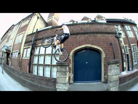James Porter DVD Trailer   Bike Trials