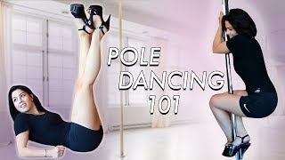 POLE DANCING WORKOUT | MeganBatoon