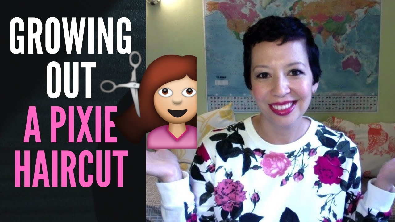 First Haircut After Chemo How To Plan Growing Out Pixie Cut