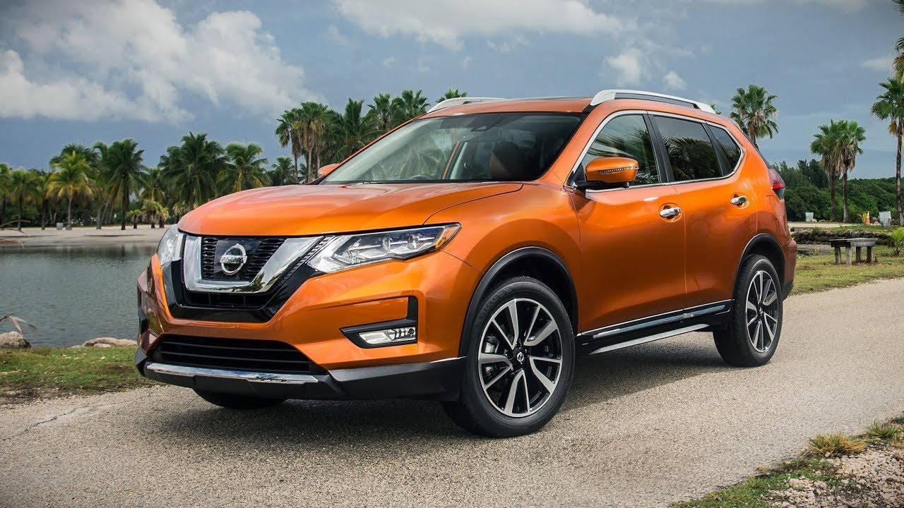 2019 NISSAN X-TRAIL RELEASE DATE - YouTube
