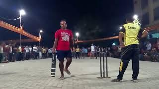 Box cricket tournament in (BHANDUP)