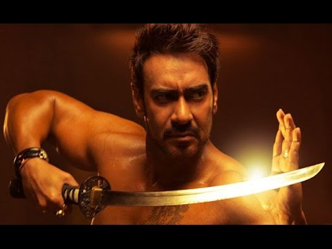 Ajay Devgan Does Sword Fight Sequence in Action Jackson | New ...