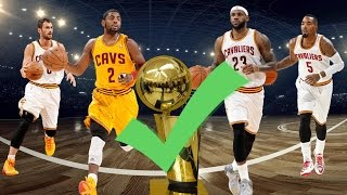 8 Reasons Why the Cavaliers WILL Repeat As NBA Champions