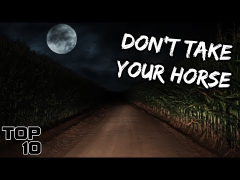 Top 10 Scary Old Town Roads