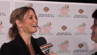 "Jennifer Nettles on ""Circle of Love"" Christmas song and Favorite Christmas Movie"