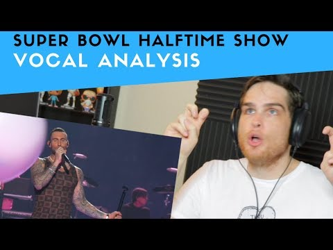 Voice Teacher Reacts to 2019 Super Bowl Halftime Show
