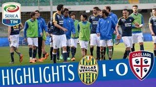 Verona - Cagliari 1-0 - Highlights - Giornata 31 - Serie A TIM 2017/18 streaming