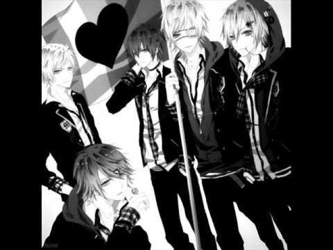Anime Emo Boy Wallpaper Boombayah Nightcore Male Version Youtube