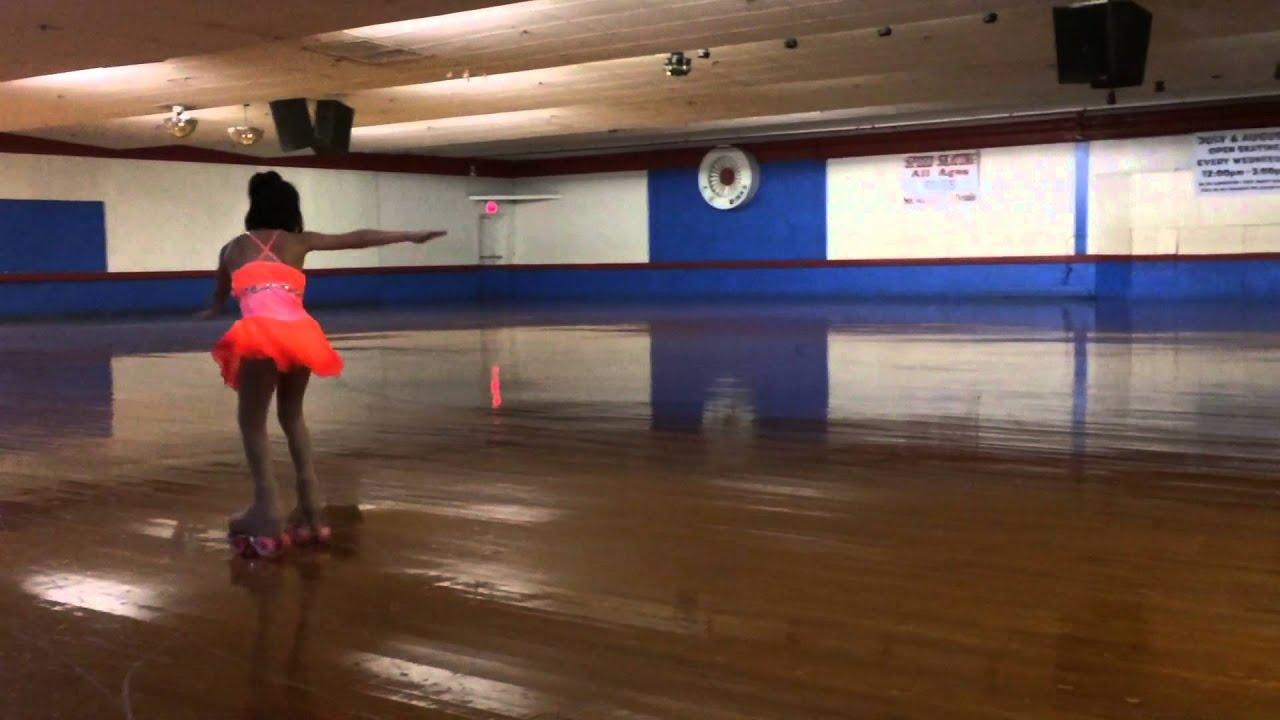Roller skating rink woodbridge nj - Nov 2015 Kendall Park Skating Competition