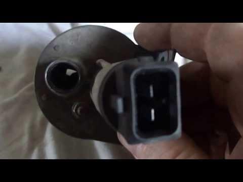 клапан доп. подачи воздуха на Audi 80