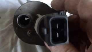 клапан доп. подачи воздуха на Audi 80(клапан оказался в хорошем состоянии!!! теперь все в норме!!!, 2013-12-10T08:37:54.000Z)