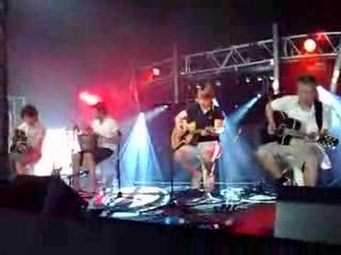 Andy Knox - 'Feel Me' - Live @ Jack Wills Varsity Polo 2008