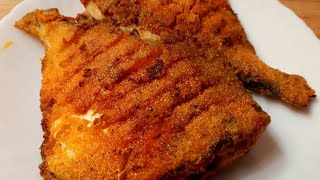 RavaFishFry l How to make fish fry l Fish Fry Indian Style