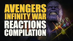 Avengers Infinity War Reactions Compilation (Trailer 2)