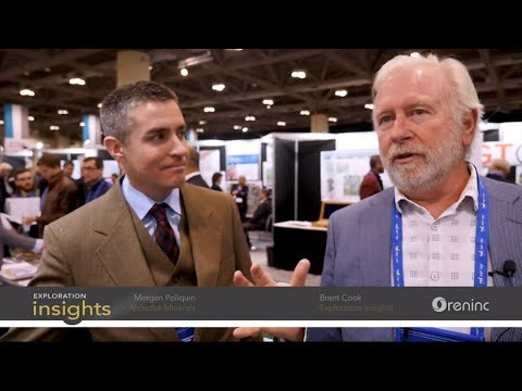 Brent Cook (Exploration Insights) talks rocks with Morgan Poliquin of Almadex Minerals (TSX-V: AMZ)