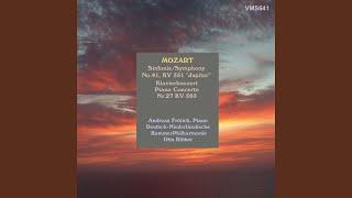 Piano Concerto No. 27 in B-Flat Major, K. 595: I. Allegro